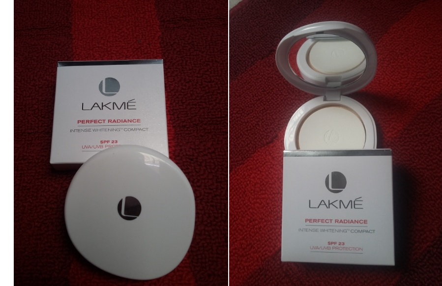 Review - Lakme Perfect Radiance Compact Packaging