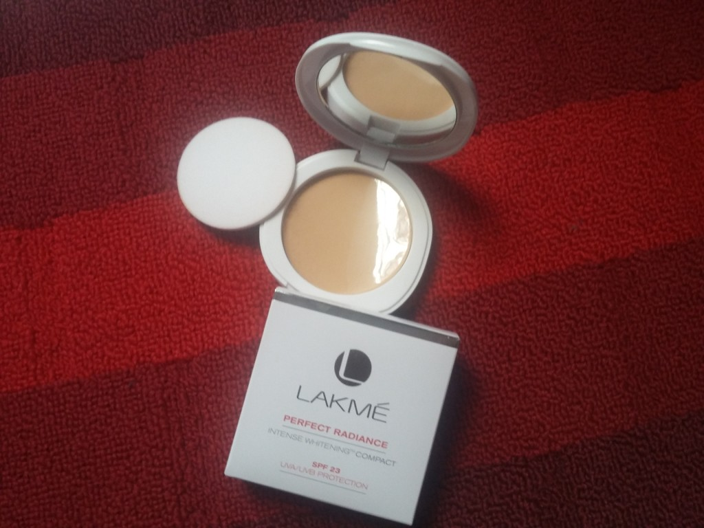 Lakme Perfect Radiance Whitening Compact review
