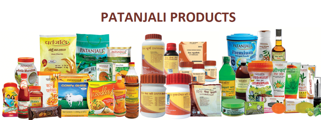 Updated Baba Ramdev Patanjali Products List with price 2017