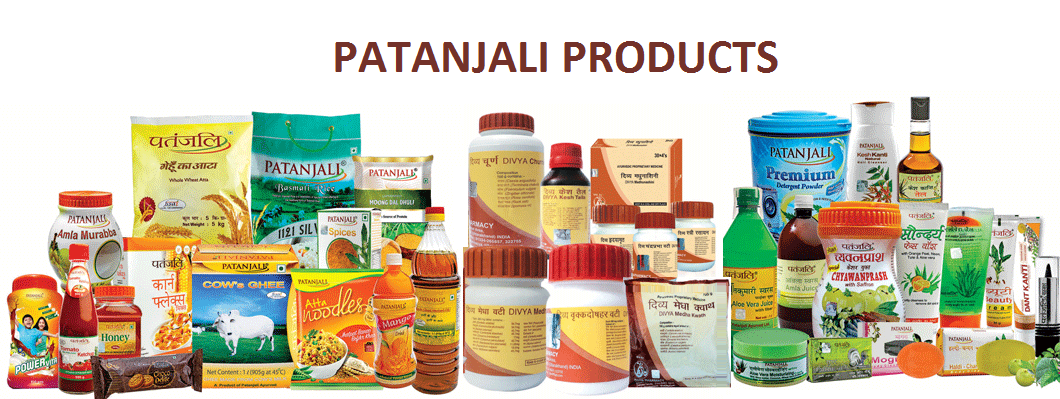 Baba Ramdev Patanjali Products List
