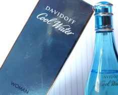 Review DAVIDOFF Cool Water Woman