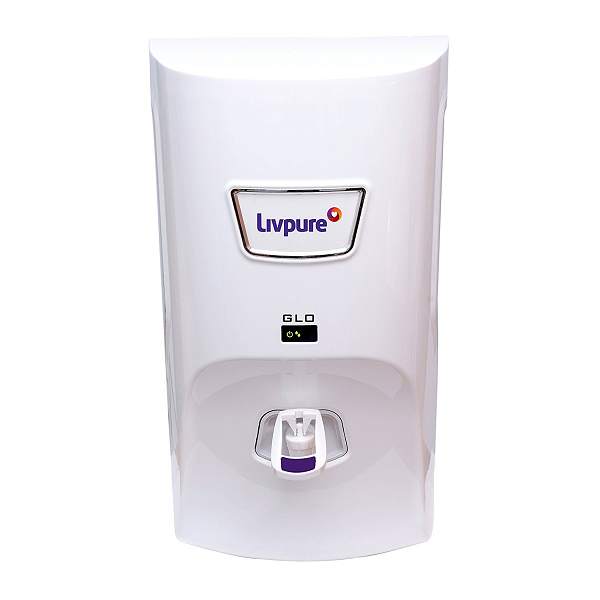 Livpure Glo 7-Litre RO + UV + Mineralizer Water Purifier - Best water purifier in India